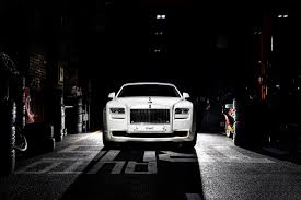 roll royce night dmc rolls royce ghost saranghae introduced