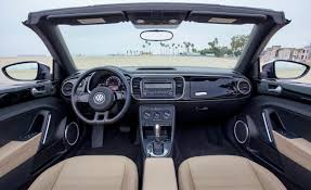 volkswagen bug 2016 interior volkswagen beetle convertible price modifications pictures
