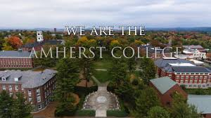 amherst college amherst college mascot announcement youtube