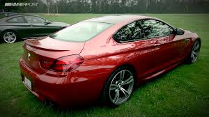 bmw m6 coupe 2014 bmw m6 coupe with competition package and exhaust clip