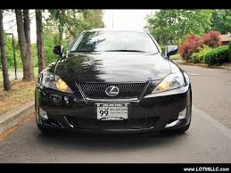 lexus is 250 blacked out 2007 lexus is 250 awd navigation niche wheels for sale in