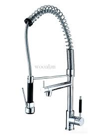 pull out sprayer kitchen faucet kitchen faucet with pull out sprayer and pull out single hole single