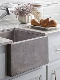 cabinet kitchen sink trend alert the farmhouse sink is getting a modern makeover