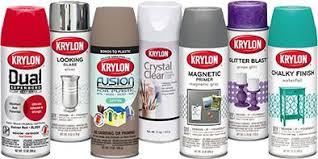 Krylon Transparent Spray Paint - about krylon krylon