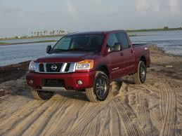 2014 Nissan Titan Pro 4x In Wheel Time