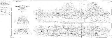 Model Boat Plans Free by The Model Shipwright Free Downloadable Ship Plan