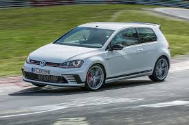 white volkswagen gti interior vw golf gti clubsport s 2016 review by car magazine