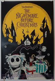 nightmare before christmas movie poster learntoride co