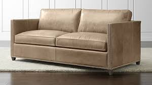 Loveseat Sofa Sleeper Sofa Beds And Sleeper Sofas Crate And Barrel