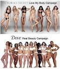 Victoria's Secret Angels Vs. Dove Models - Business Insider