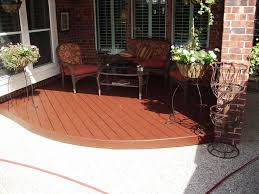 very good wood deck paint new home design