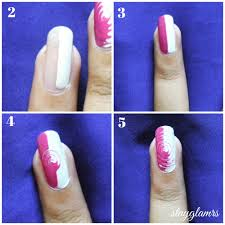 water marble nail art without water u2013 stayglamrs