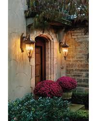 kichler tiffany lighting elstead lighting kichler venetian rain 3 light outdoor large wall