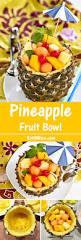 Fruit Bowl Pineapple Fruit Bowl Roti N Rice