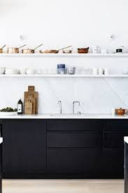 White And Black Kitchen Designs 25 Best Black And White Marble Ideas On Pinterest Marble