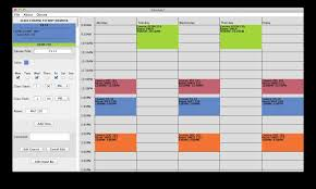 Study Schedule Template Excel Free Schedule Maker Builder Link In Description
