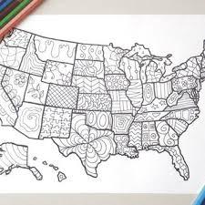 shop united states of america map on wanelo