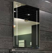 backlit bathroom mirrors uk phoenix led illuminated mirror