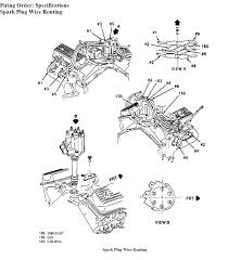 spark plug wires diagram carlplant