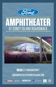 ford amphitheater at coney island boardwalk