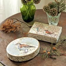 Decoupage Box Ideas - decoupage ã â â 2 craft ideas how to use paper to decorate