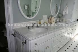 White Carrera Marble Bathroom - carrera white marble bathroom vanity top buy carrara marble