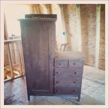 Armoire With Glass Doors Bedroom Amazing Old Oak Wardrobes Armoire Closet Antique
