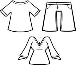 how to draw how to draw clothes for kids hellokids com
