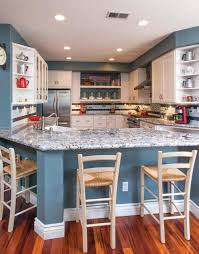 granite countertop best way to paint kitchen cabinets white