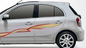 nissan micra boot lock mechanism car accessories nissan micra active nissan india