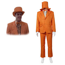 dumb and dumber costumes dumb and dumber lloyd christmas costume suit men s
