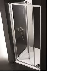 Shower Bifold Door Alcove Shower 3 Sided 800 W Bifold Door Fbf1 80 Eco Bathroom
