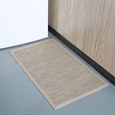 Non Slip Mat For Laminate Flooring Amazon Com Valdler Indoor And Outdoor Door Mat Rug Rectangular