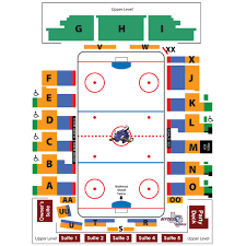 United Center Seating Map Tickets Lone Star Brahmas