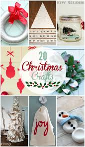 20 christmas crafts super cute crafts from wreaths to ornaments