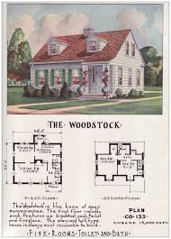 1950s cape cod house plans house plans