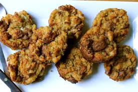 bread dressing recipes for thanksgiving fast and easy thanksgiving sausage stuffing muffins today com