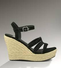 ugg sandals on sale ugg callia 1000402 black sandals f 02 lrg jpg