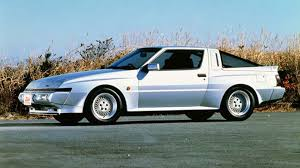 mitsubishi starion rally car evolution of mitsubishi autotrader ca