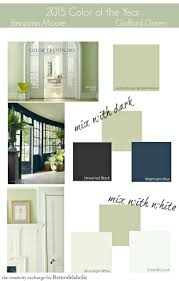 best green colors remodelaholic benjamin moore 2015 paint color of the year