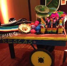 flower cart mexican flower cart