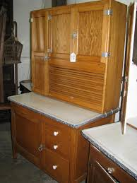 Tan Kitchen Cabinets by Furniture Kitchen Cabinet With Antique Hoosier Cabinets For Sale