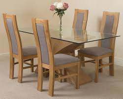 Light Oak Dining Room Sets Light Oak Dining Room Sets Modern Valencia Oak 160cm Wood And
