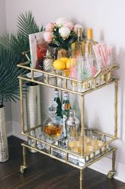 best 25 bar carts ideas on pinterest bar cart bar trolley and