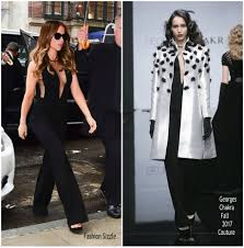 Fashion Sizzlers Archives Fashionsizzle by Kate Beckinsale In Georges Chakra Out In New York Fashionsizzle