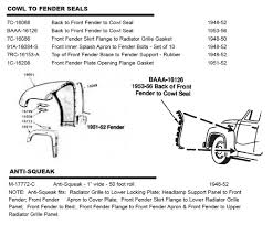Ford Explorer Hood Latch - shutting 53 56 hood safety latch ford truck enthusiasts forums