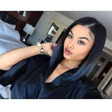 long bob with dipped ends hair india westbrooks india love short bob graduated hair blue ombre
