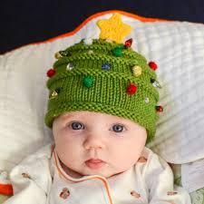 christmas tree hat domer home diy baby christmas tree hat