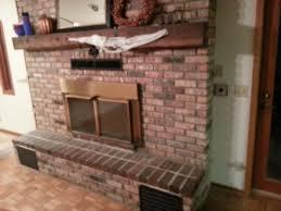 fireplace blower insert interior design