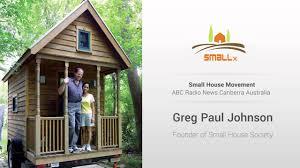 greg paul johnson founder of small house society small house